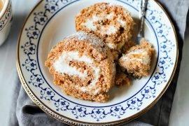 ciasto na niedzielę marchewkowe