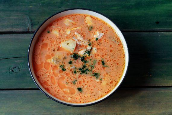 pomidorowa przepis zupa