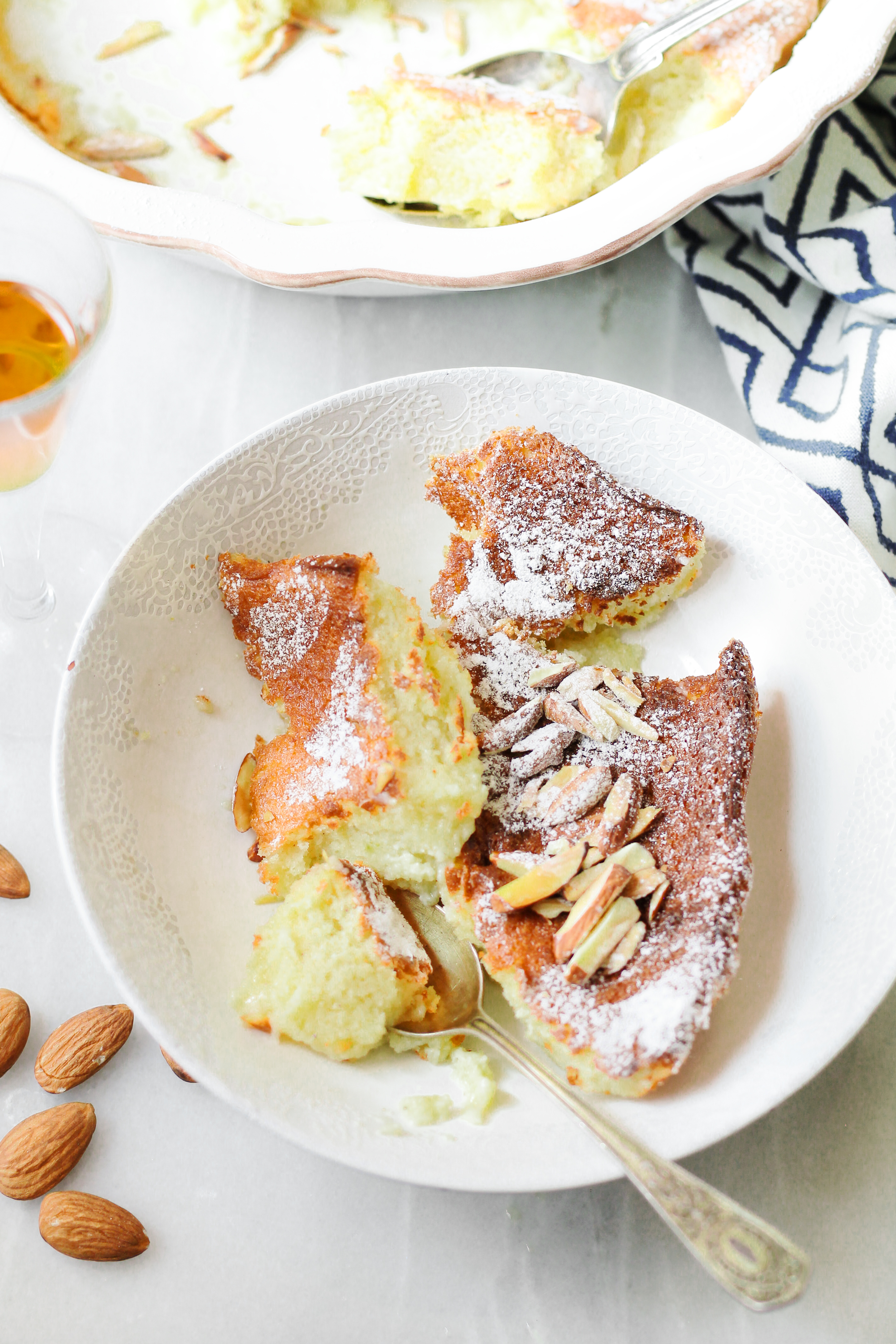 przepis ciasto cytrynowe