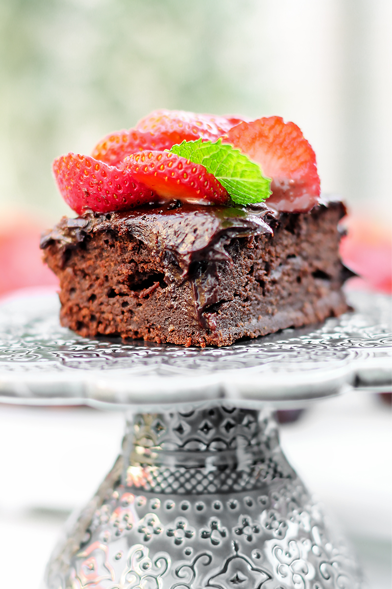 co na deser ciasto czekoladowe