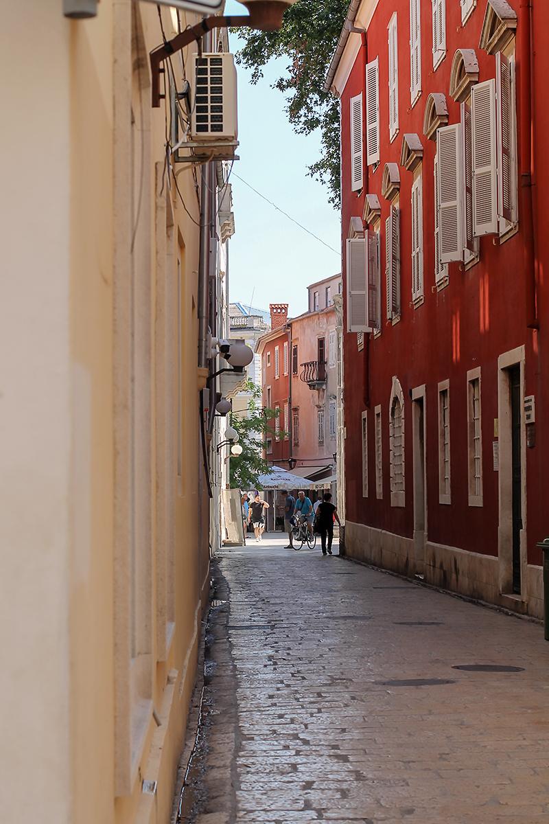 Zadar_oldtown_codojedzenia