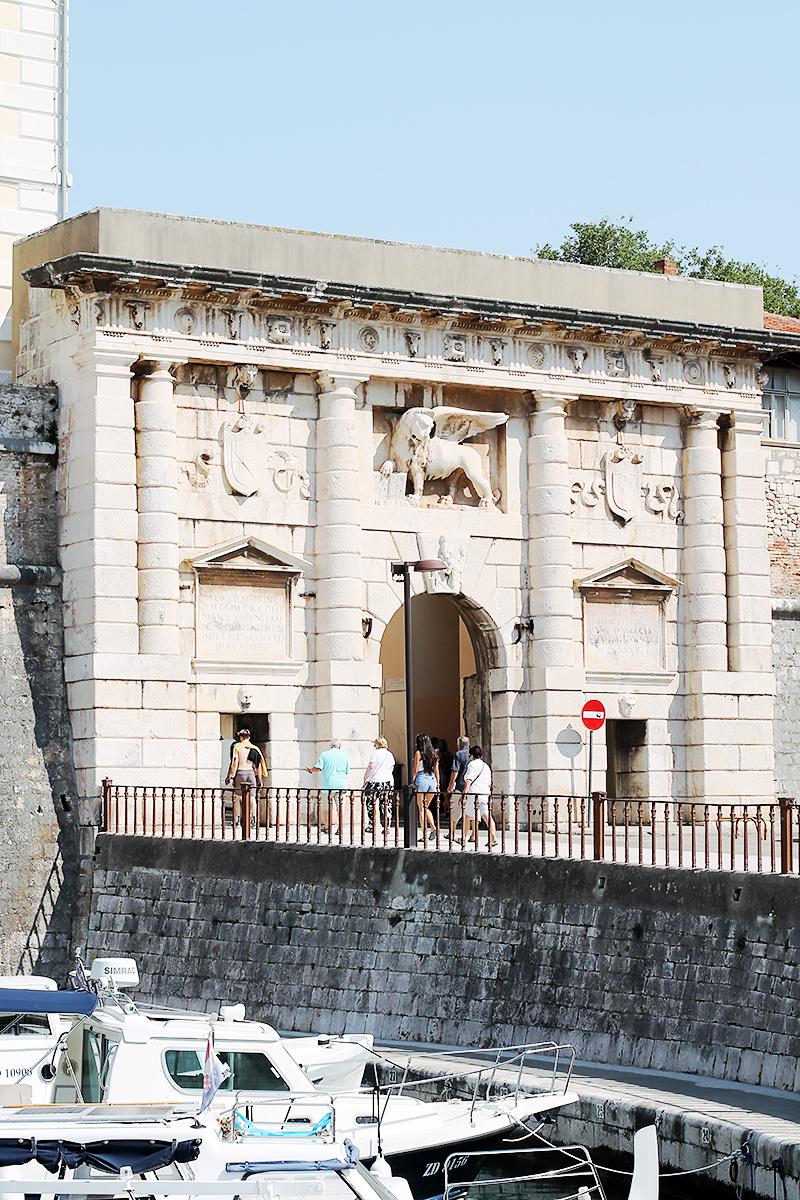 fosa Zadar Chorwacja codojedzenia