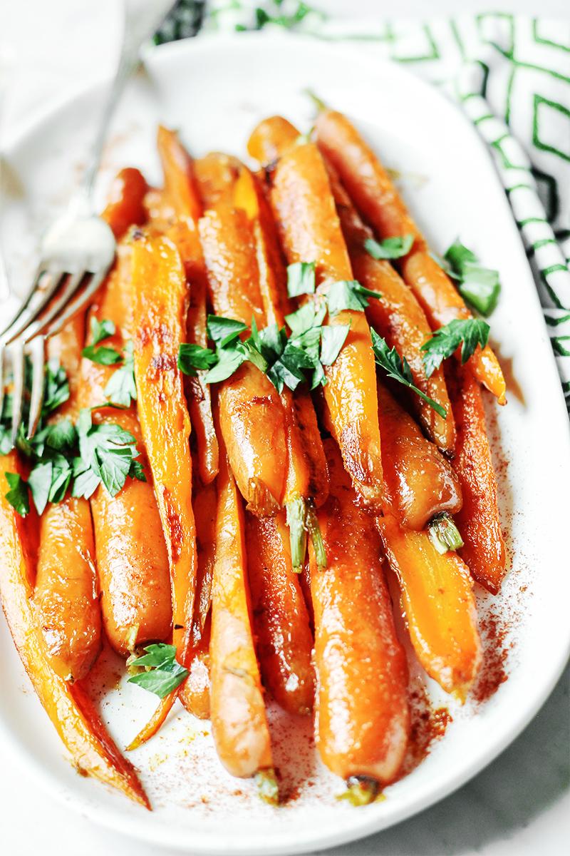 przepis karmelizowane marchewki codojedzenia