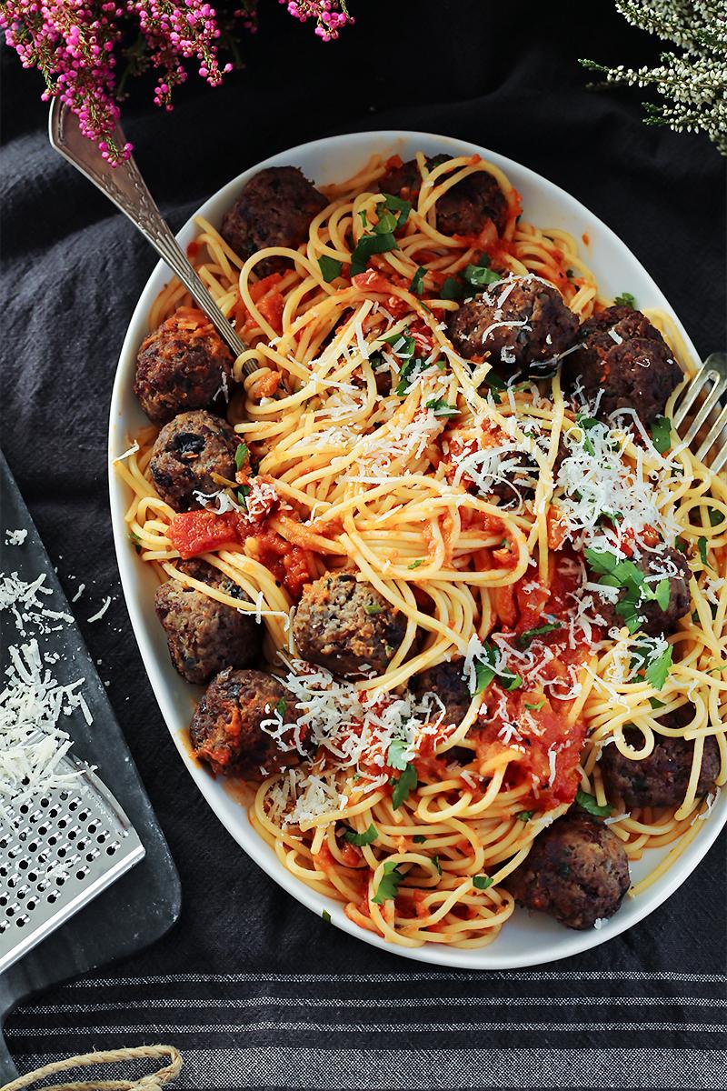 mięsne klopsiki blog kulinarny