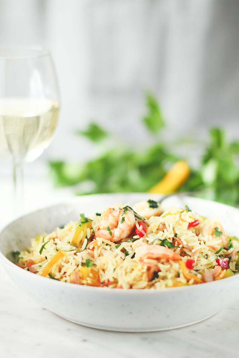 przepisy na dania z ryżem blog codojedzenia