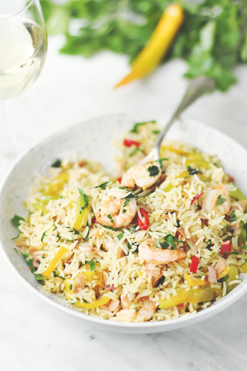 przepisy na dania z ryżem blog kulinarny codojedzenia