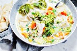 brokułowa zupa tani obiad codojedzenia