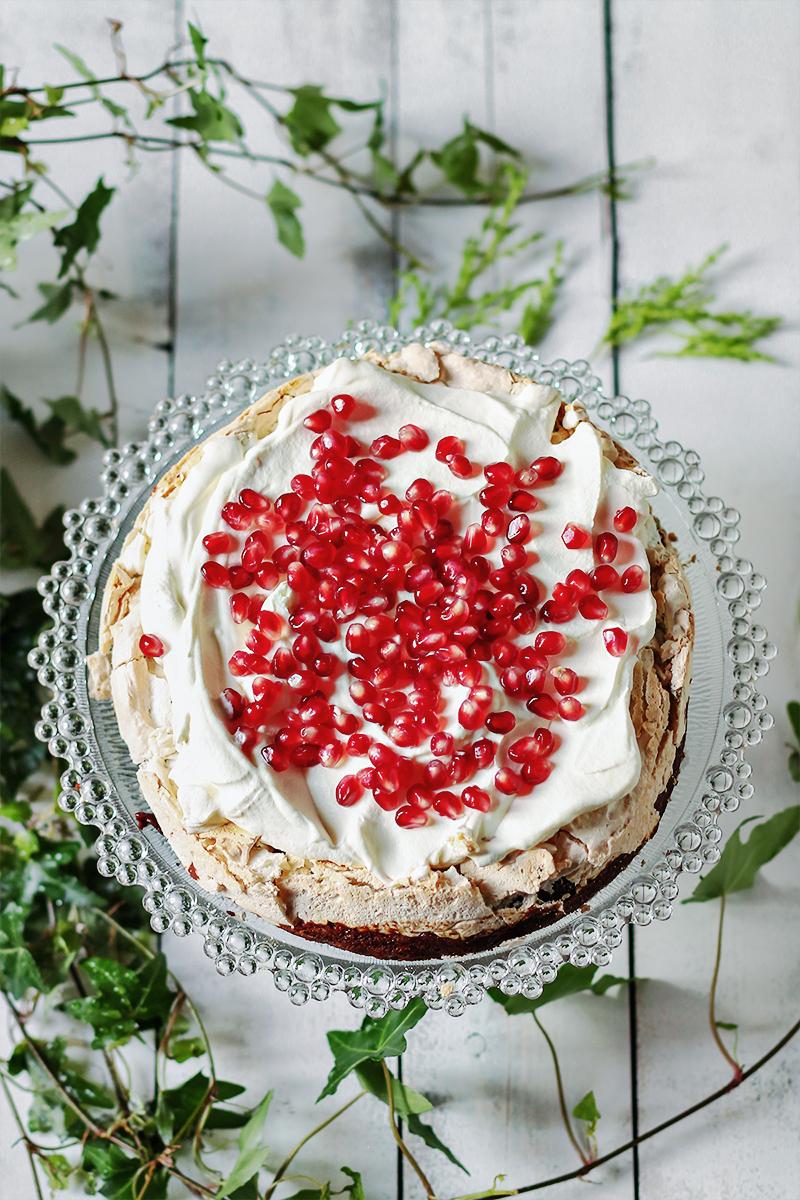 ciasto czekoladowe z bezą blog kulinarny codojedzenia