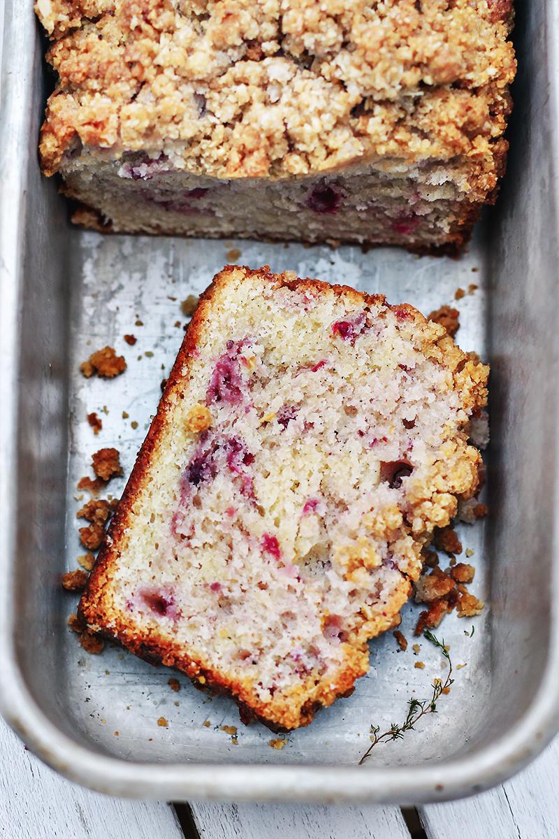 kardamonowe ciasto ucierane z borówką przepis codojedzenia