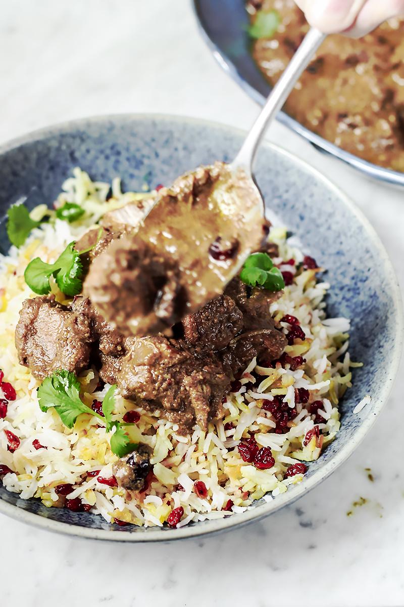 perski gulasz przepis blog kulinarny codojedzenia