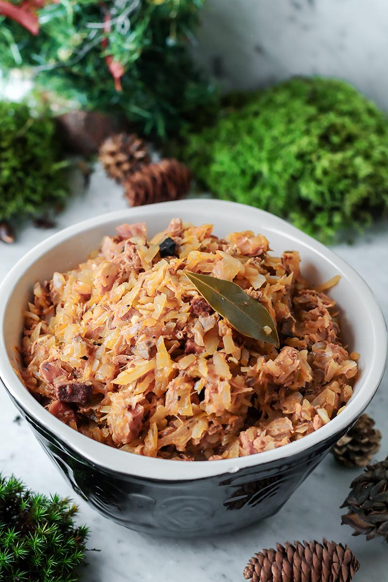 przepis na bigos blog kulinarny codojedzenia