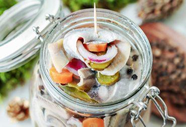 śledzie świąteczne przepis blog kulinarny codojedzenia