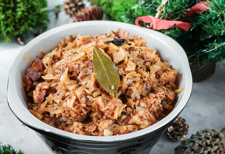 świąteczne przepisy bigos blog kulinarny codojedzenia