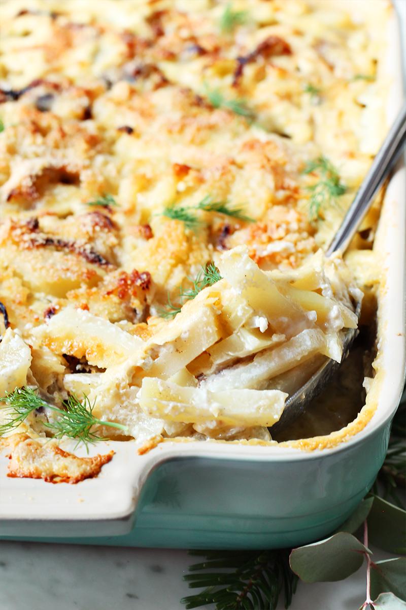 zapiekanka ziemniaczana obiad przepis blog codojedzenia
