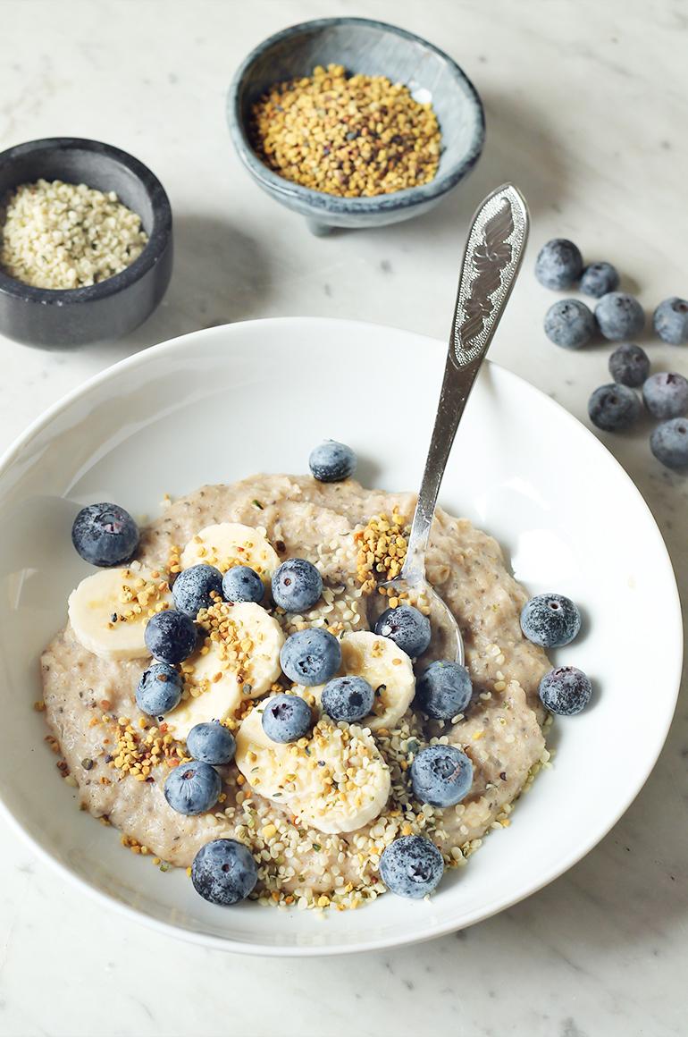 owsianka earl grey recept frukost matmedmera