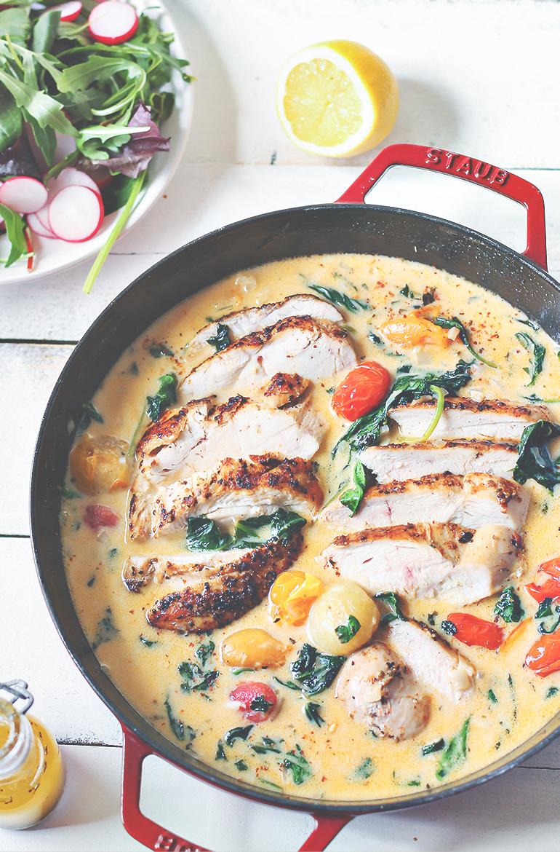tani obiad z kurczaka przepis codojedzenia