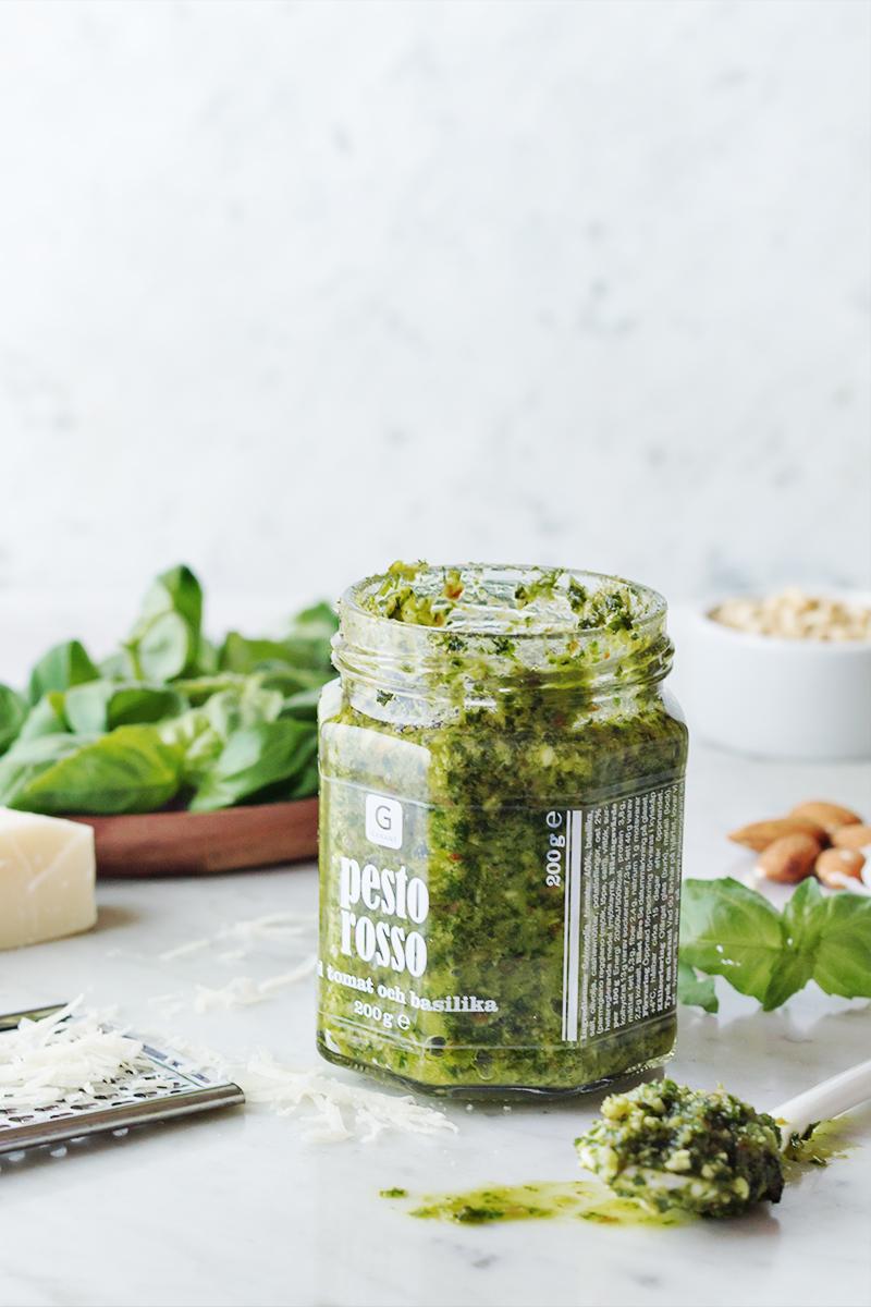 pesto przepis codojedzenia bazylia czosnek sos