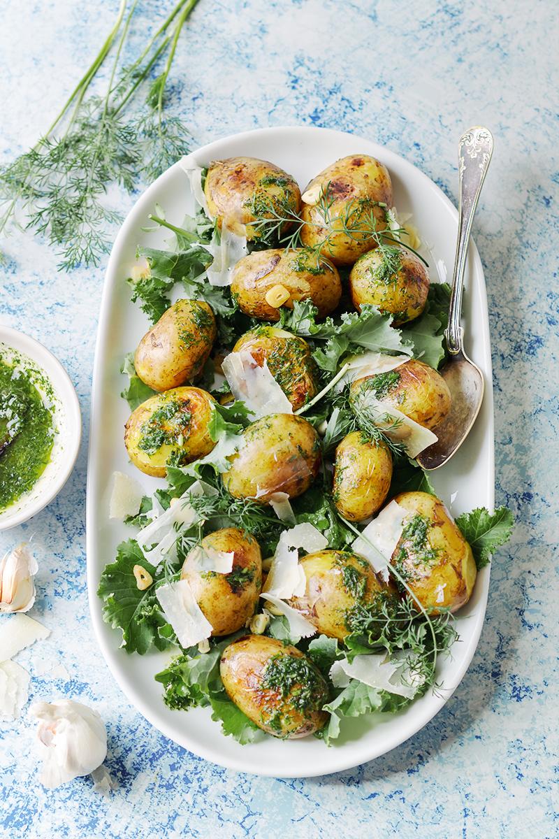 ziemniaki przepis grillowanie blog codojedzenia