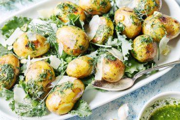 ziemniaki przepis oliwa ziołowa codojedzenia