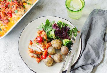 kurczak_przepis_pomidory_sos_obiad_codojedzenia