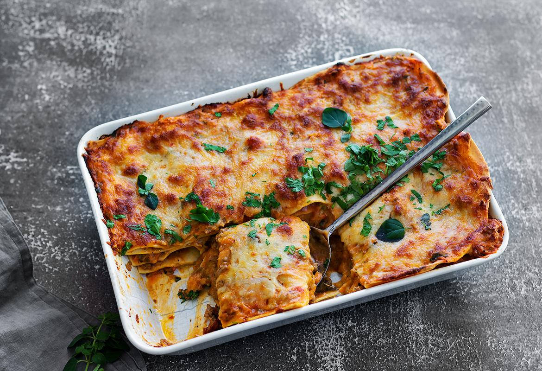 domowe lasagne bolognese przepis obiad codojedzenia