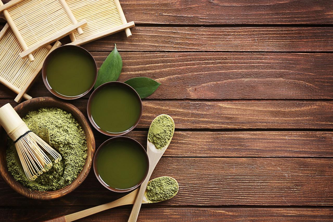 matcha herbata blog kulinarny codojedzenia infulencer