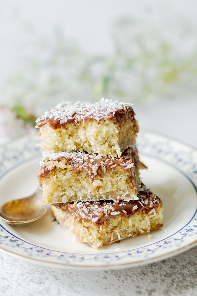 kokosowe ciasto bounty przepis blog kulinarny codojedzenia