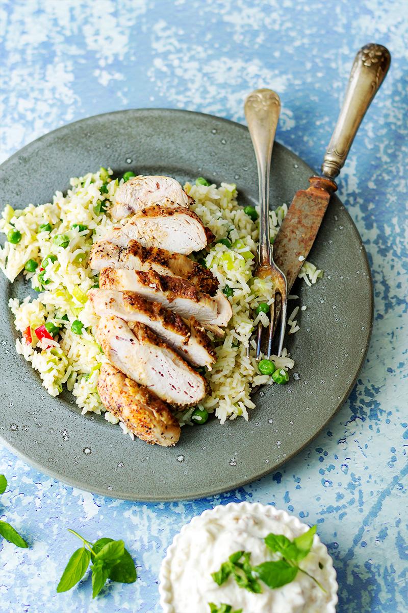 smażony ryż fried rice przepis codojedzenia