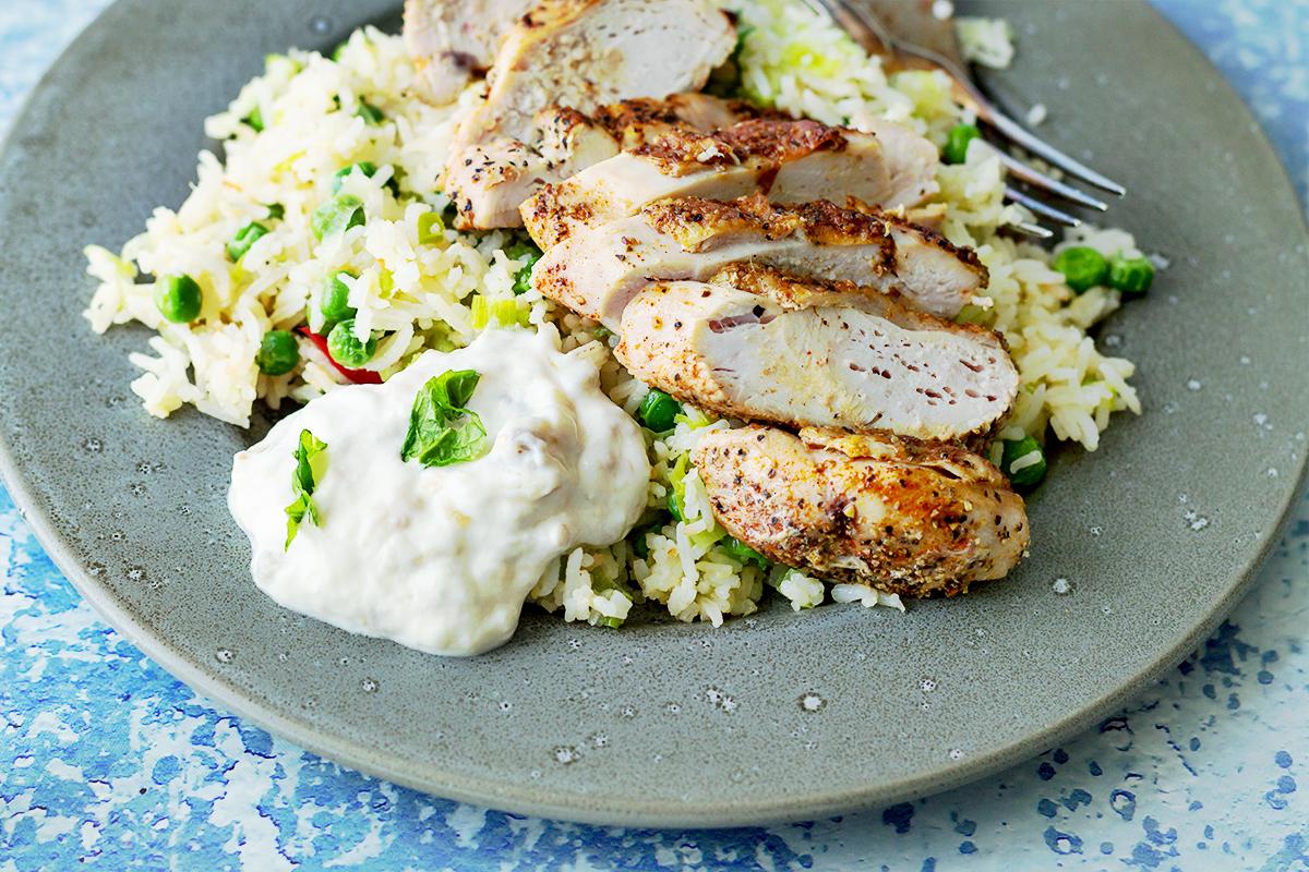 smażony ryż przepis na resztki codojedzenia