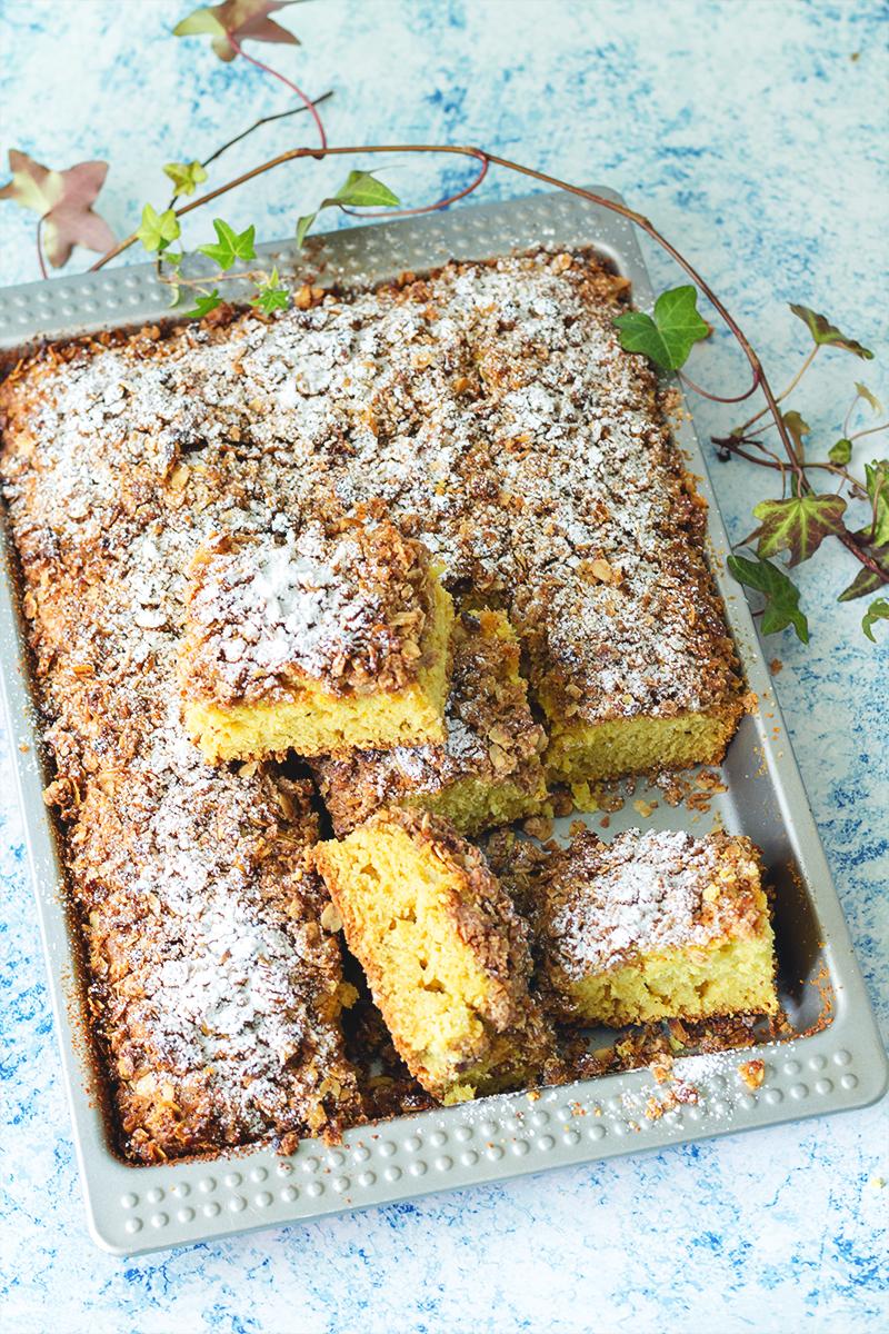 ciasto szafranowe z tosca przepis szafran codojedzenia
