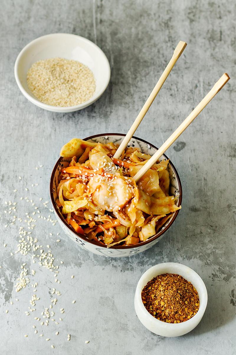 przepis na kimchi codojedzenia blog kulinarny
