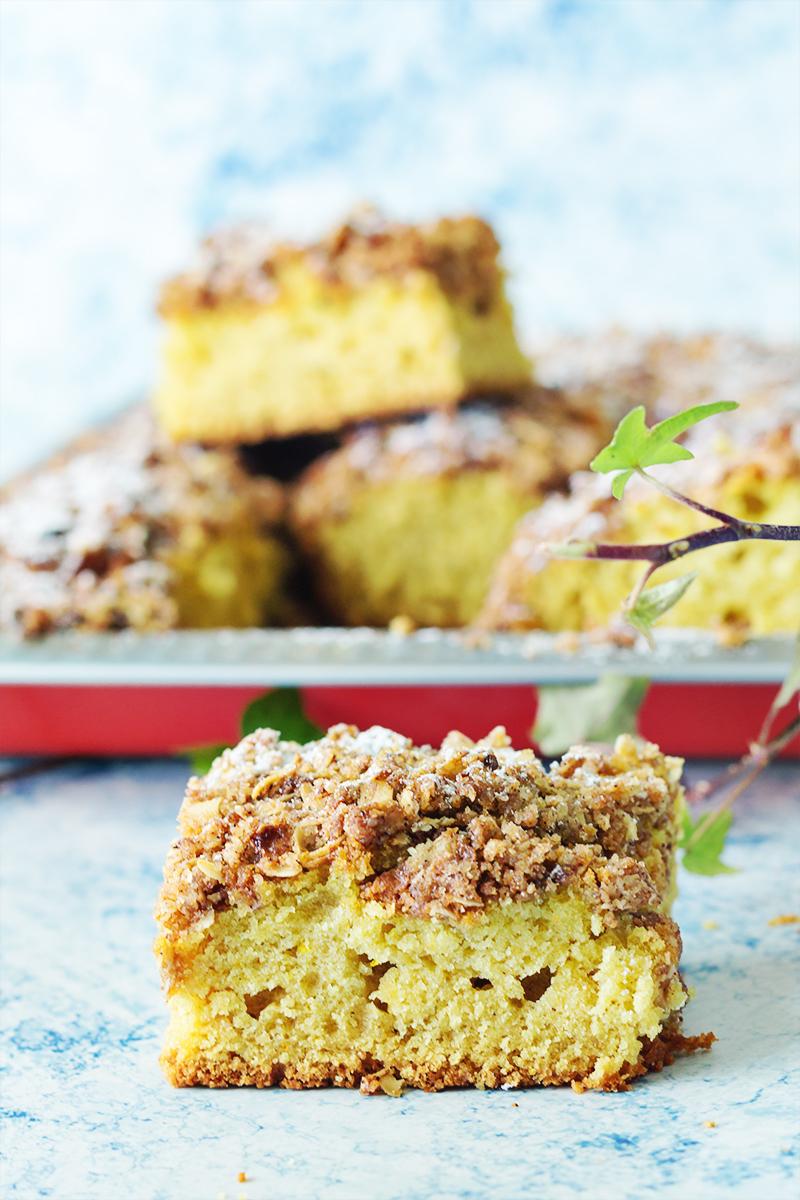 szafranowe ciasto z tosca przepis święta codojedzenia
