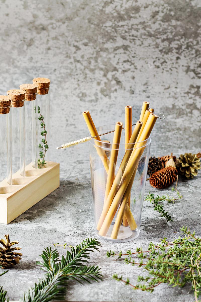 bambusowe słomki ekologiczne prezenty codojedzenia