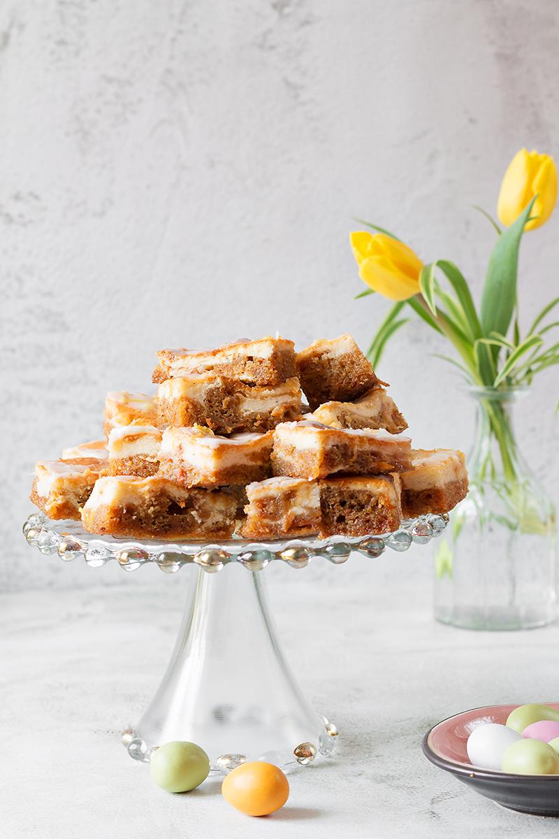 ciasto sernikowomarchewkowe wielkanocne wypieki codojedzenia